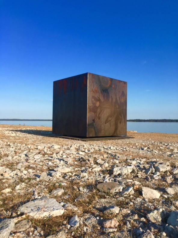 Bungenäs skulpur 2018